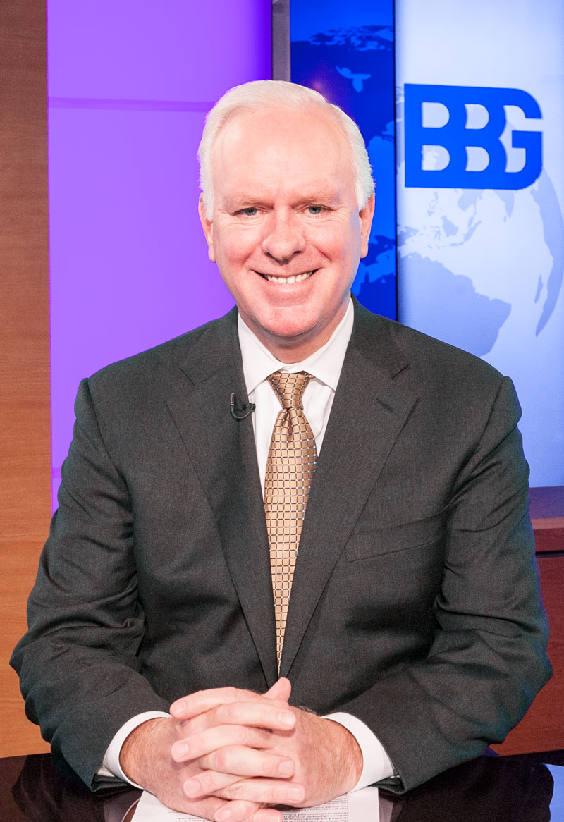 John Lansing, BBG CEO and Director